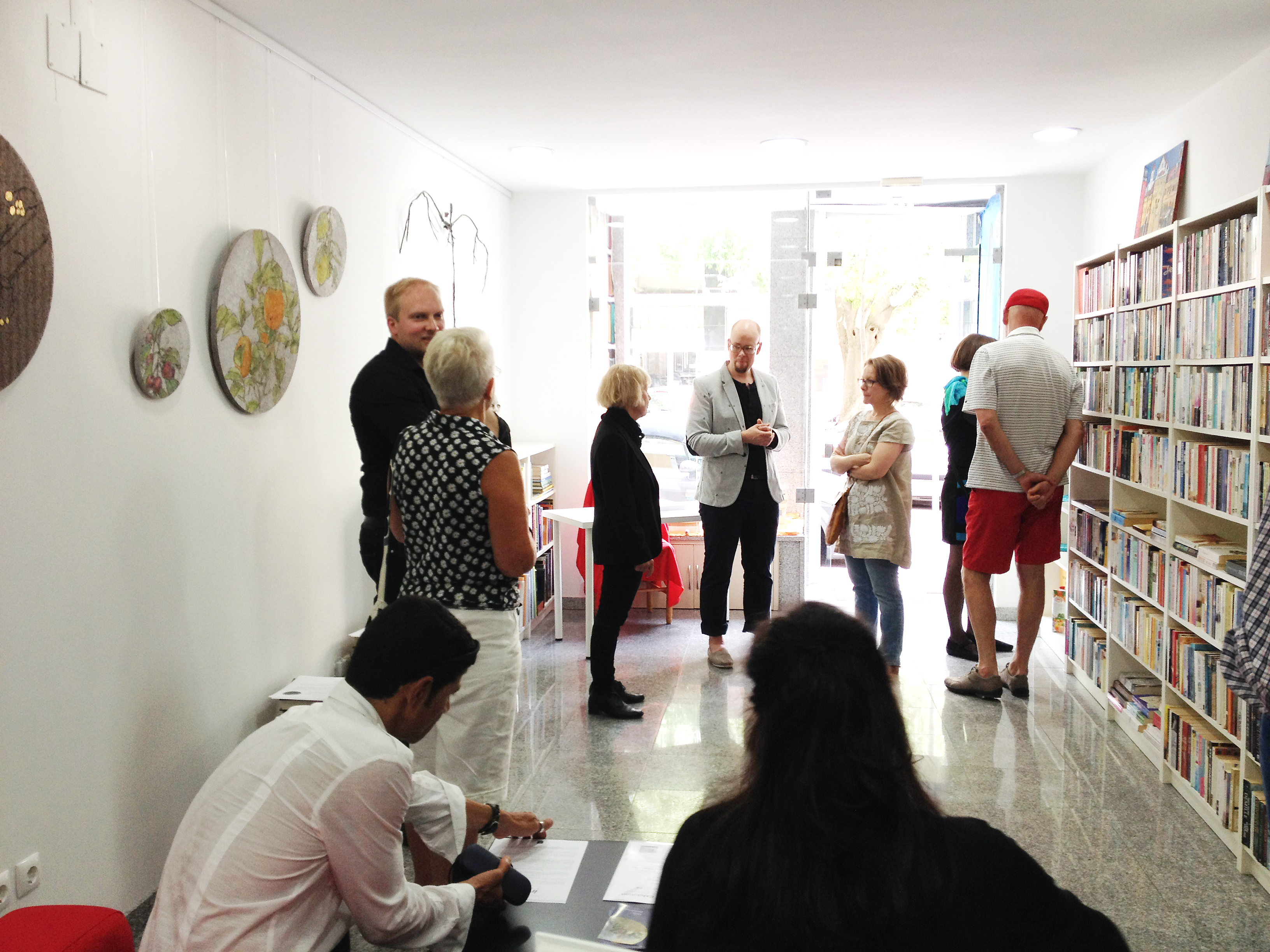 Pop-Up Art Exhibition – Lisbon, Portugal